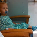 Waiting for X Ray