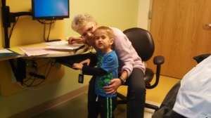 Last clinic appt. with Dr. Smoot from Heart Failure team