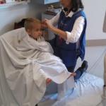 Hospital grooming