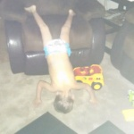 another headstand